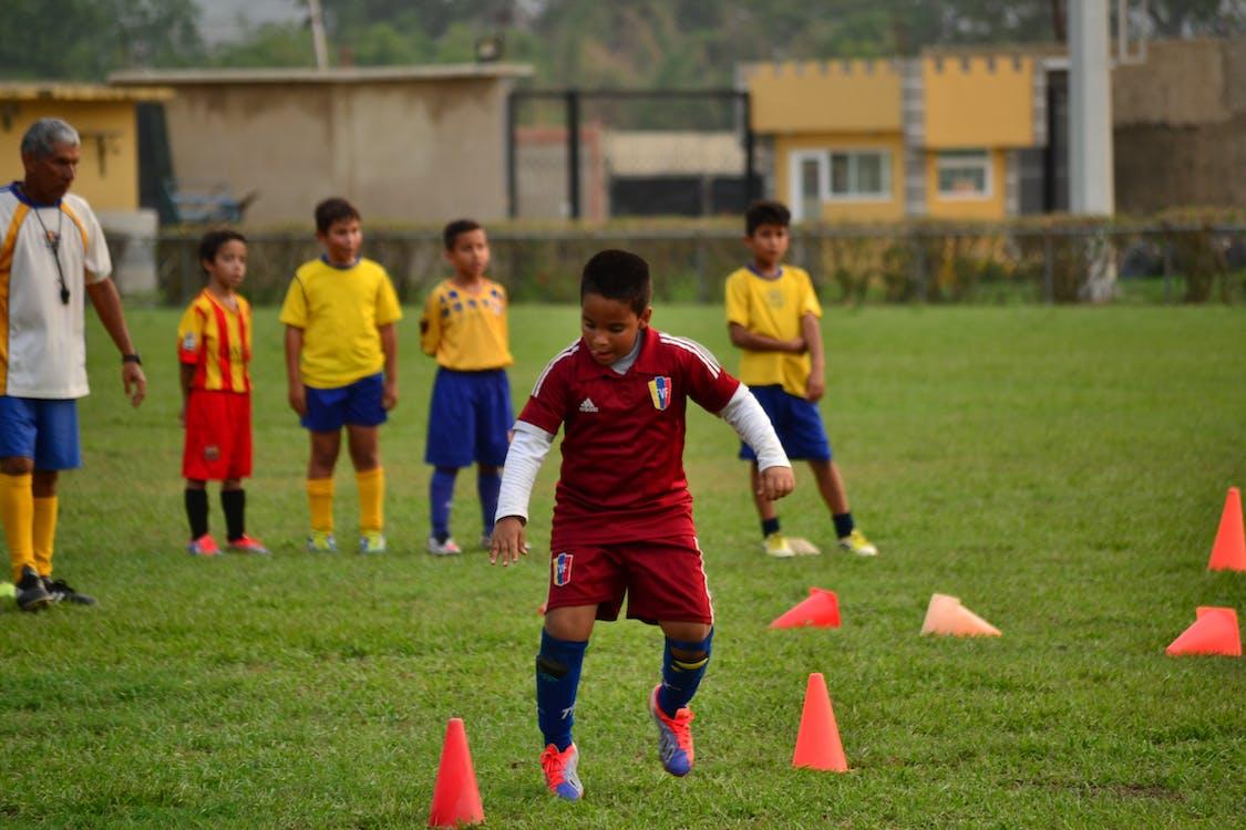 #futbol #kid #training #venezuelan