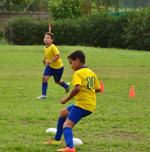 #soccer #kids #training의 무료 스톡 사진