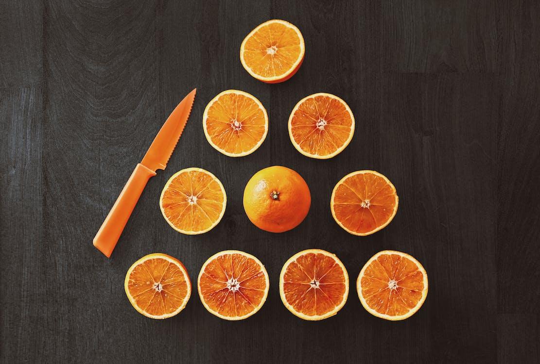 감귤류, 건강한, 과일