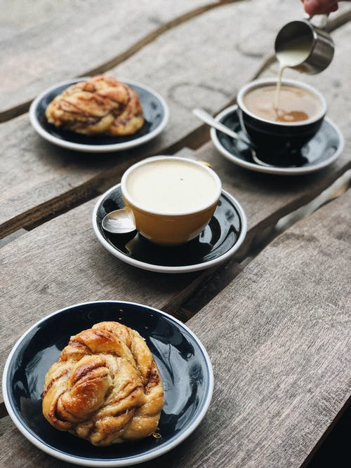 Základová fotografie zdarma na téma chleba, jídlo, káva, kofein