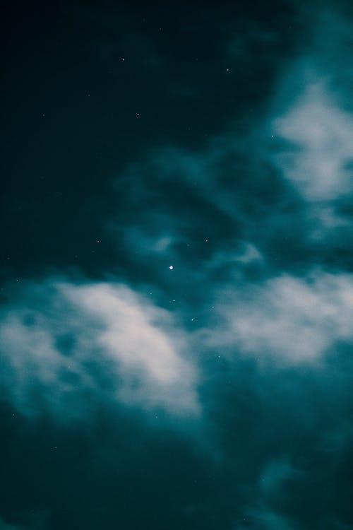 Immagine gratuita di astro, astrologia, azzurro