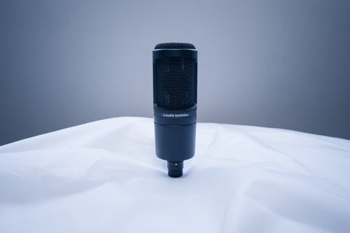 Darmowe zdjęcie z galerii z audio, mikrofon, studio