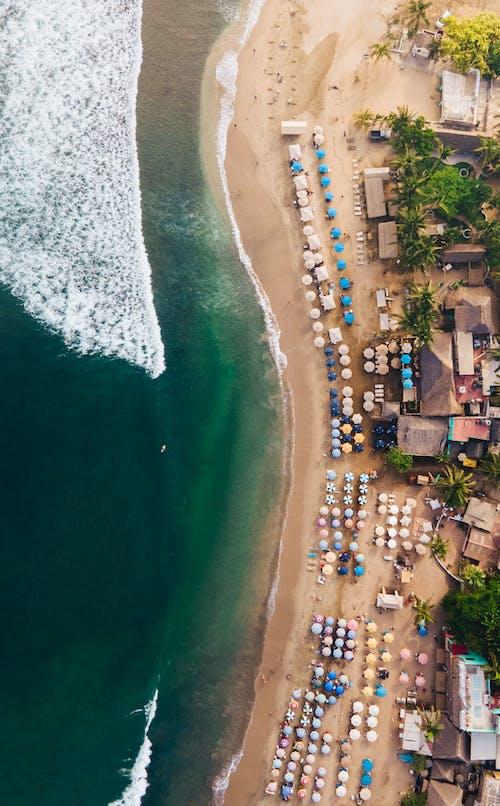 Immagine gratuita di destinazione, divertimento, litorale