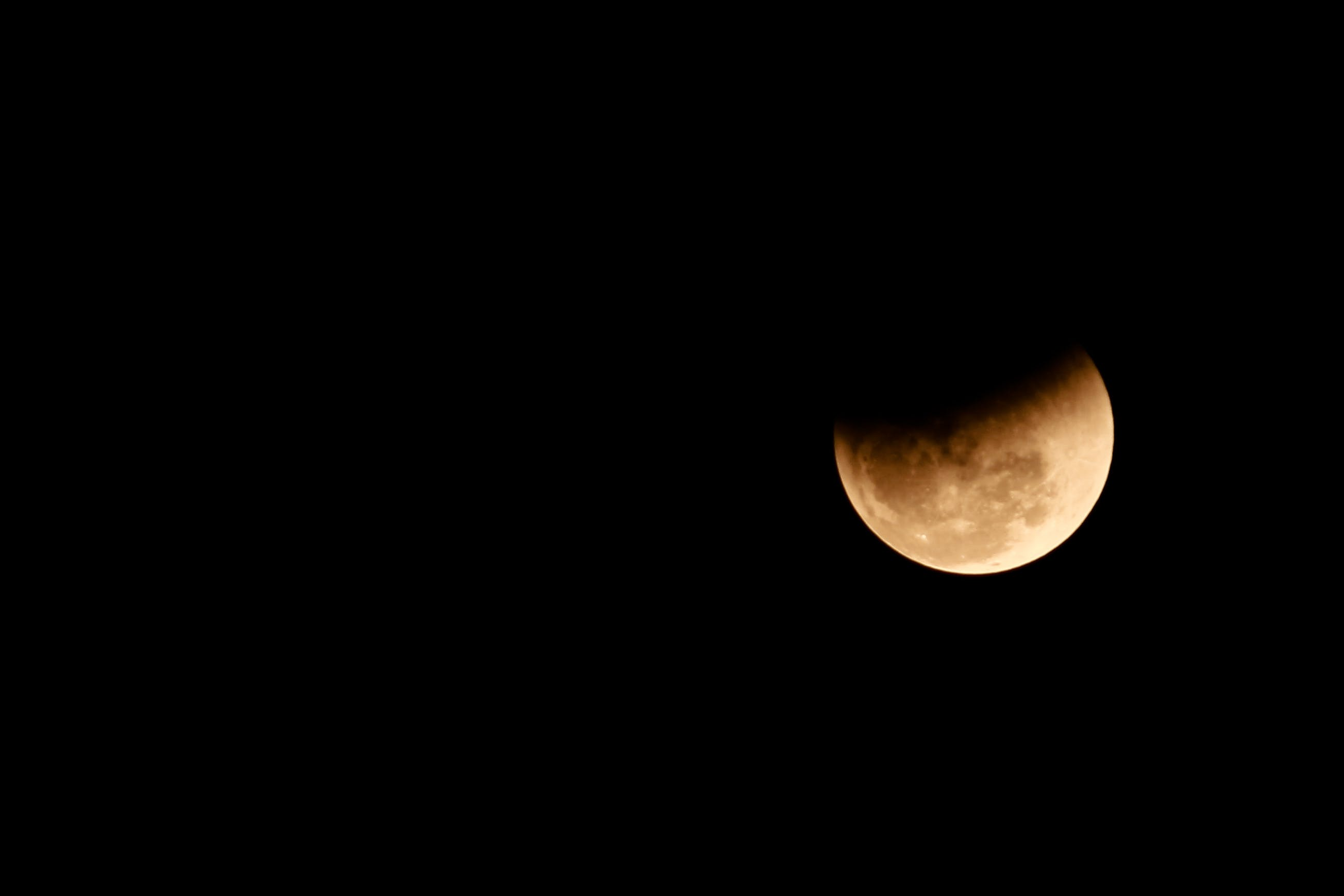 คลังภาพถ่ายฟรี ของ จันทรคติ, จันทรา, ท้องฟ้า, พระจันทร์ครึ่งเสี้ยว