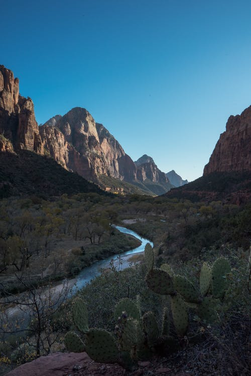 Fotos de stock gratuitas de acantilados, agua, al aire libre