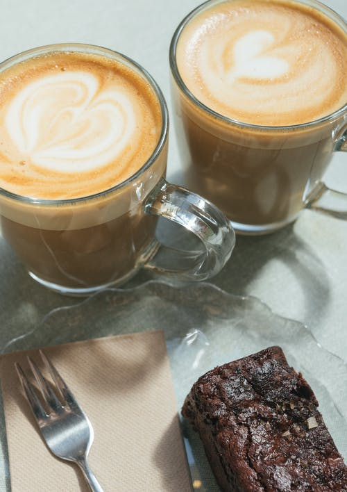 Základová fotografie zdarma na téma čokoláda, cukr, espreso
