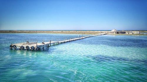 Immagine gratuita di #mobilechallenge, azzurro, cielo, mare
