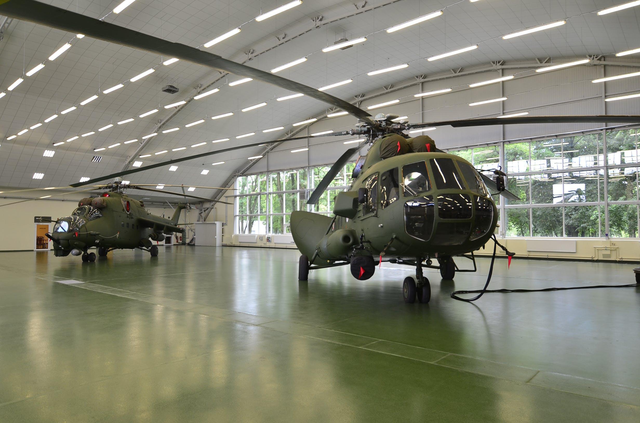Free stock photo of helicopter, Konrad Ciężki