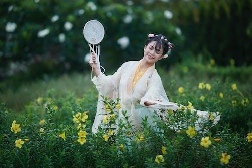亞洲, 傳統服裝, 女人 的 免費圖庫相片