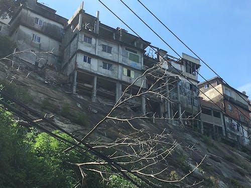 Free stock photo of Hillside favela