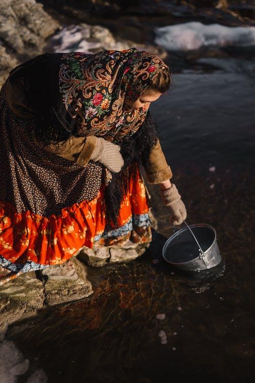 Foto profissional grátis de ação, adulto, água