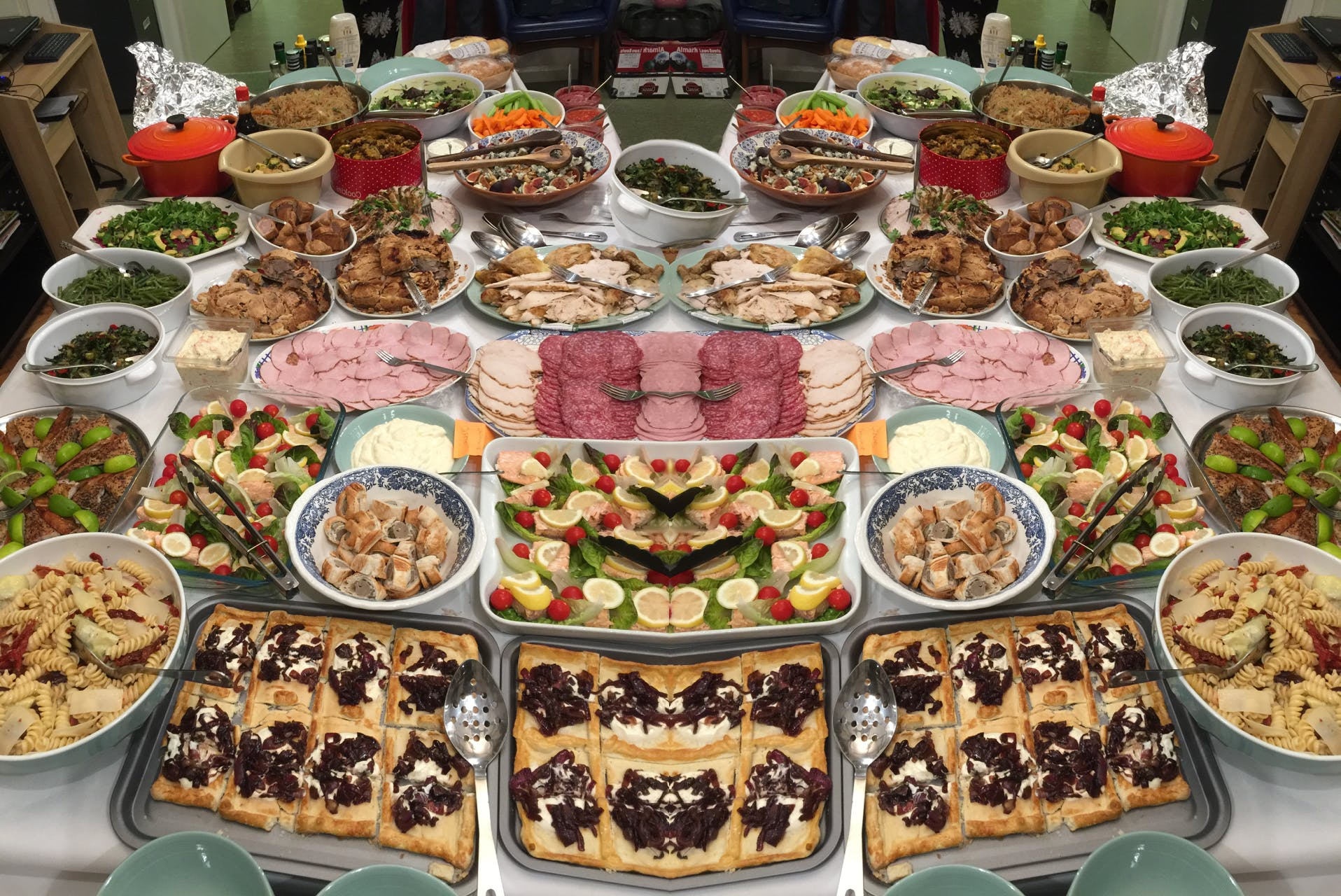 Free stock photo of food presentation, fresh food
