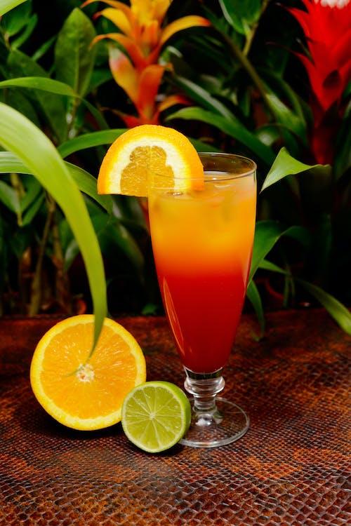 Fotos de stock gratuitas de amanecer de tequila, bebida, bebida de coctel