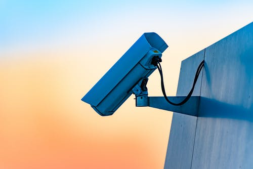 Free stock photo of big brother, building, camera