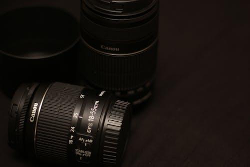 キヤノン, レンズの無料の写真素材