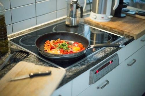 Kostnadsfri bild av ägg, grönsaker, kök, måltid