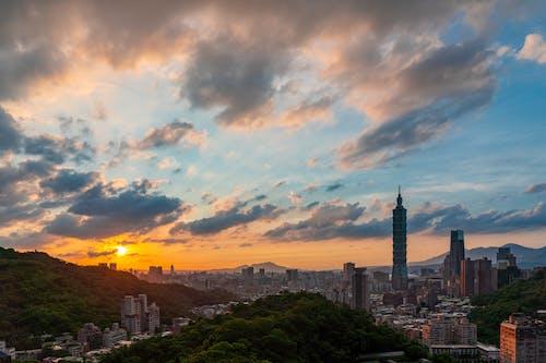 Immagine gratuita di Taipei, taipei 101, taiwan