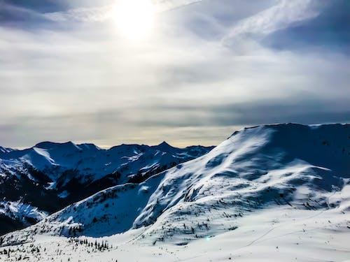 Základová fotografie zdarma na téma Alpy, Rakousko, sníh