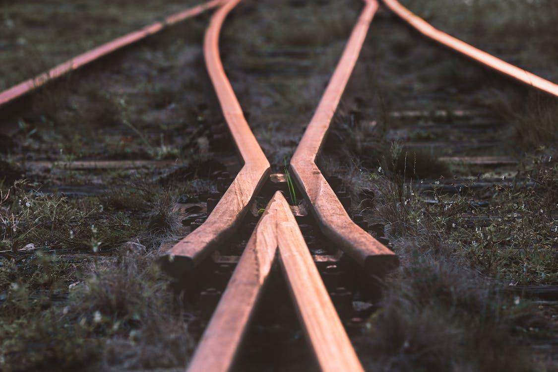 Селективная фокусировка железнодорожных путей