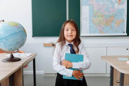 Free stock photo of child, class, classroom