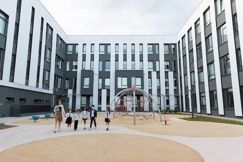 Photos gratuites de bâtiments, buildings, campus