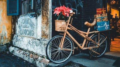 Foto d'estoc gratuïta de accident, bici