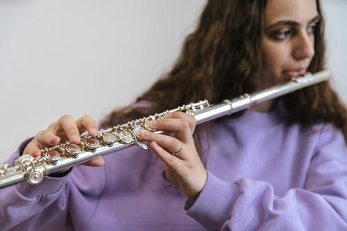 Immagine gratuita di calice, donna, flauto