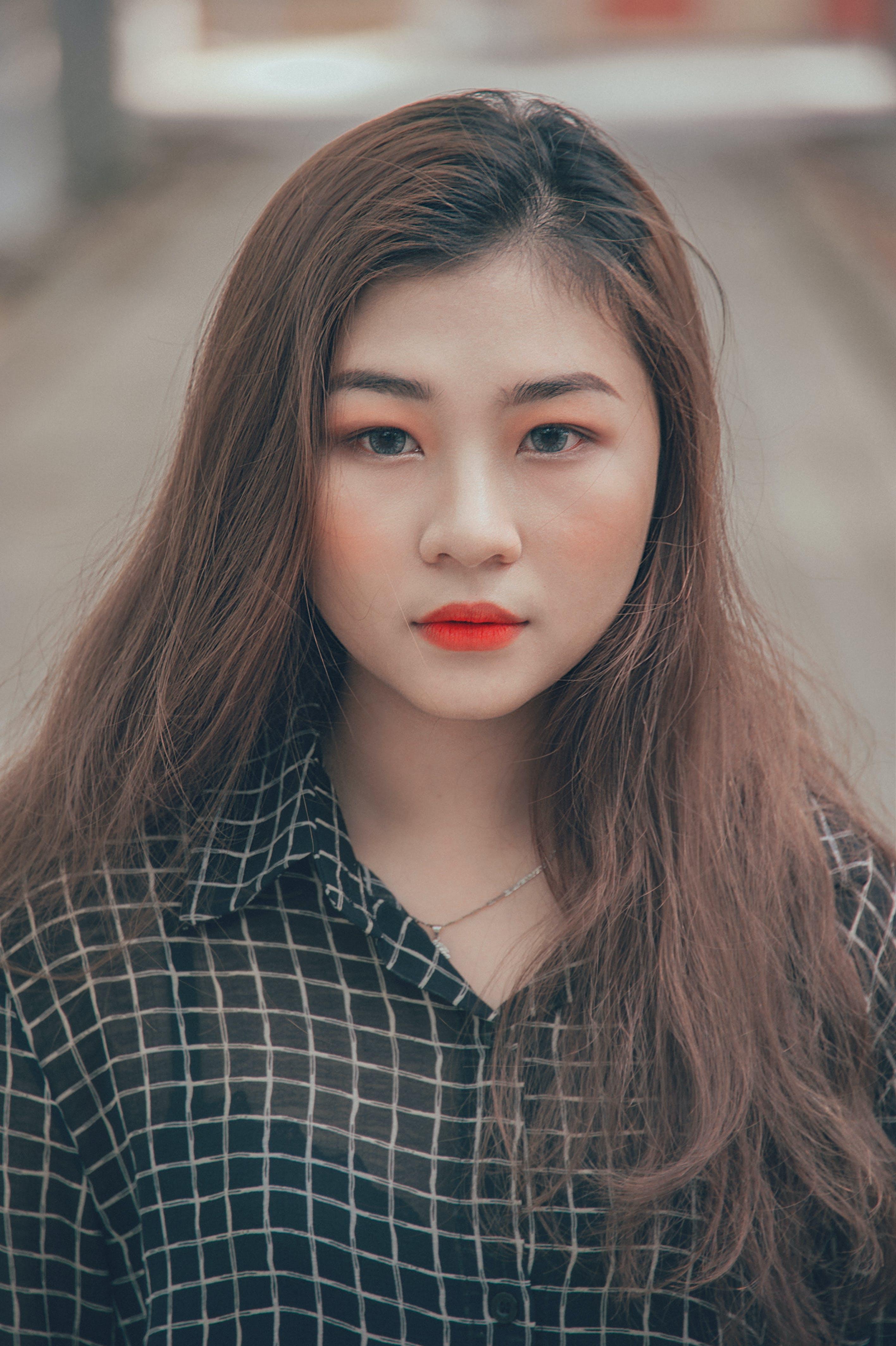 アジアの女性, アジア人の女の子, 可愛い, 女の子の無料の写真素材