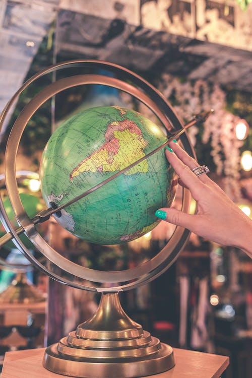 Fotos de stock gratuitas de anillo, contradecir, esfera, geografía