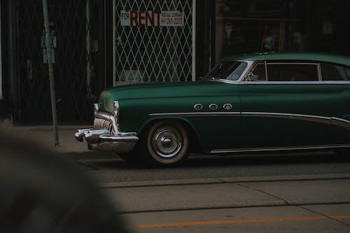 Free stock photo of cars, downtown toronto, vintage car