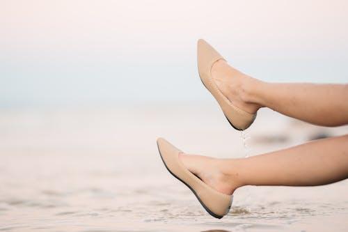 一雙鞋, 人, 呎 的 免費圖庫相片