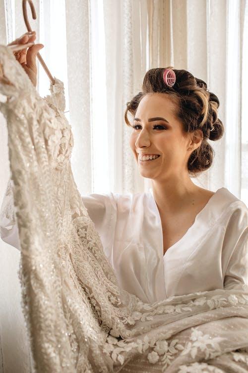 Безкоштовне стокове фото на тему «весілля, весільний, волосина»