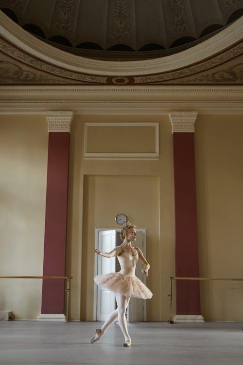 bale, balerin, balet içeren Ücretsiz stok fotoğraf