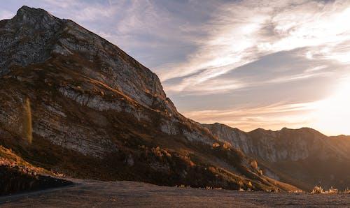 Free stock photo of dawn, desert, dusk