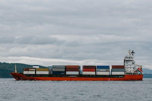 Ilmainen kuvapankkikuva tunnisteilla business, laiva, laivaus