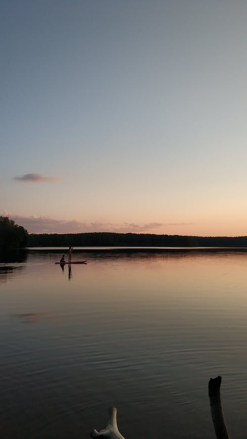 Darmowe zdjęcie z galerii z jezioro, kajak, krajobraz