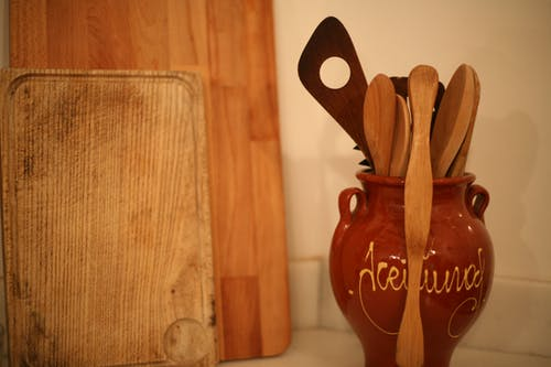 Free stock photo of ceramic, kitchen, kitchen tools