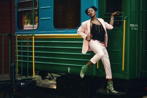 거리, 교통체계, 기관차, 기차의 무료 스톡 사진