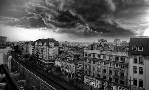 Ảnh lưu trữ miễn phí về bão táp, bầu trời, các tòa nhà, căn hộ
