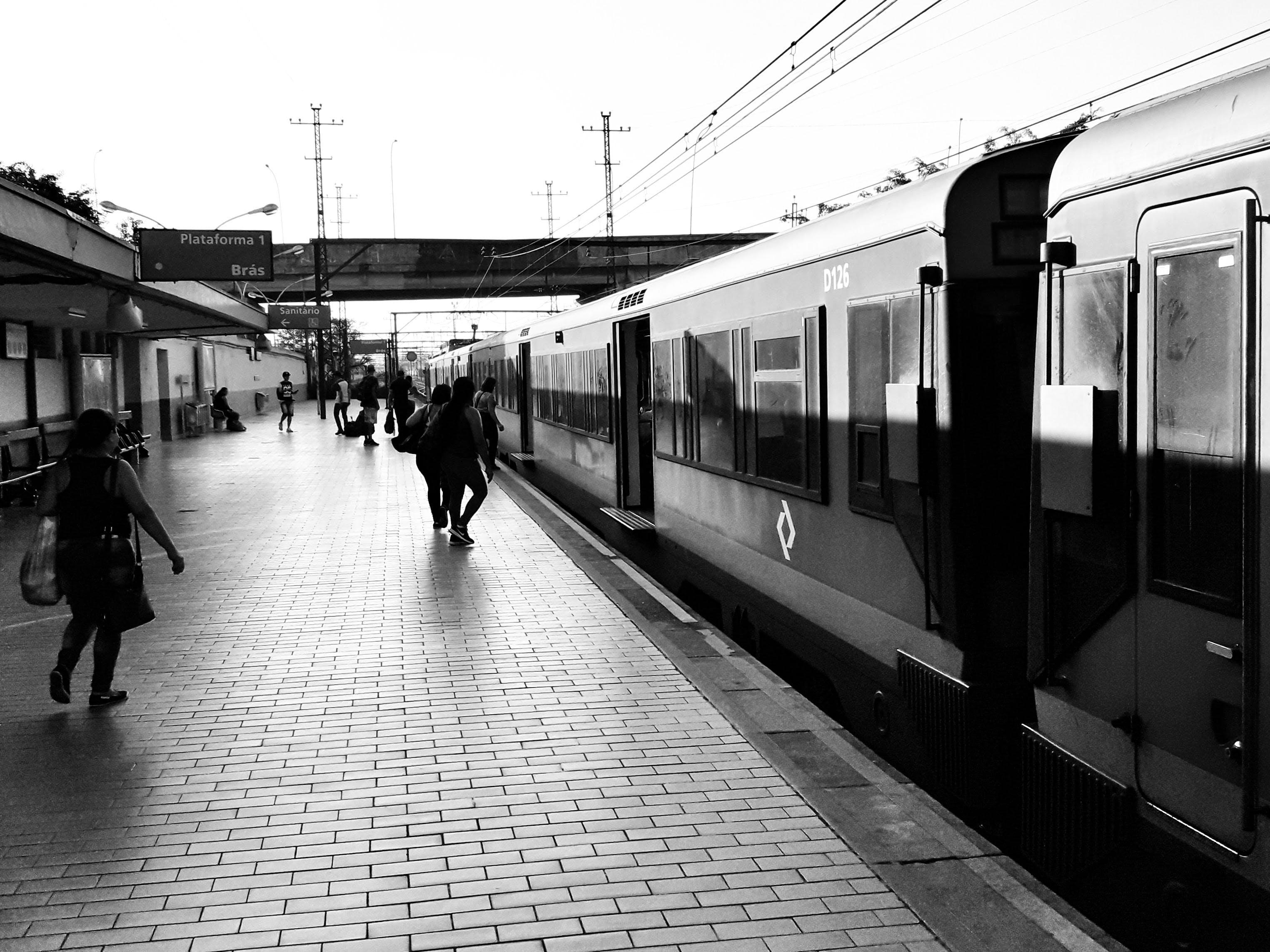 Free stock photo of mobilechallenge, train station