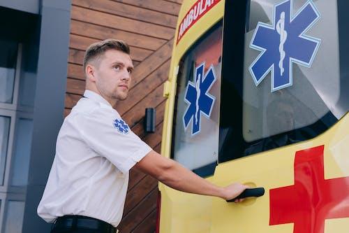 Free stock photo of achievement, aid, ambulance