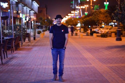 altahlyah, 利雅得, 燈光, 街 的 免費圖庫相片