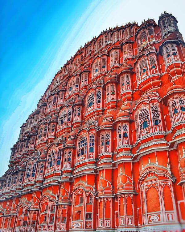 Ấn Độ, ánh sáng ban ngày, các cửa sổ