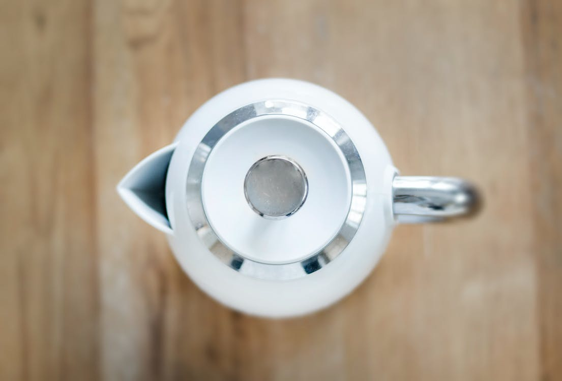 Top View Photo of Kettle