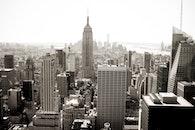city, new york, building