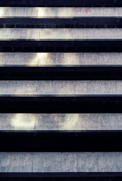 Kostenloses Stock Foto zu abstrakt, aluminium, architektur