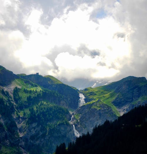 Free stock photo of adelboden, adventure, cloudy