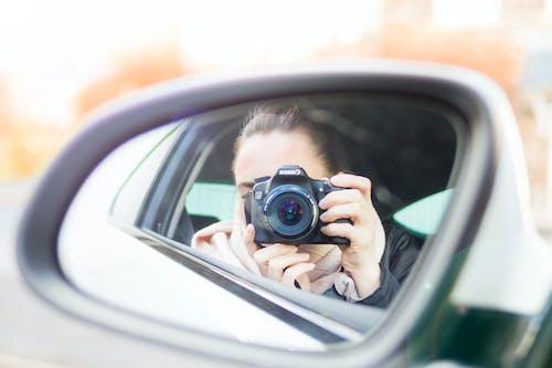 Δωρεάν στοκ φωτογραφιών με selfie, αυτοκίνητο, γκρο πλαν, ελαφρύς