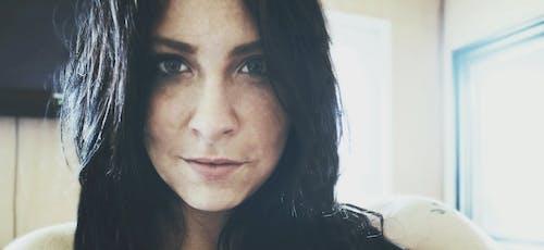 Gratis lagerfoto af close-up, kvinde, øjne, portræt