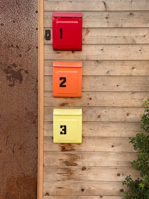 คลังภาพถ่ายฟรี ของ กล่อง, กล่องจดหมาย, กลางแจ้ง